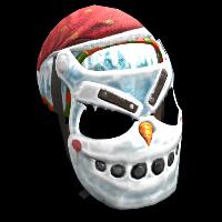 Evil Snowman Mask Rust Skin