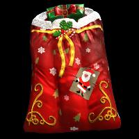 Santa's Bag Rust Skin