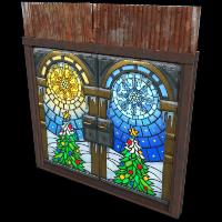 Doors to a Fairy Tale Rust Skin