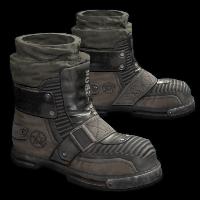Loot Leader Boots Rust Skin