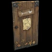 Pirate Hut Door Rust Skin
