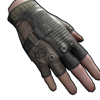 Loot Leader Gloves Rust Skin