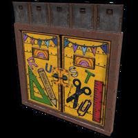 Charitable Rust 2019 Double Door