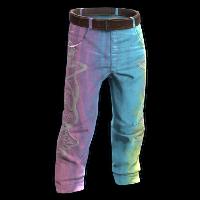 Charitable Rust 2019 Pants