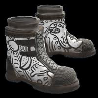 Doodle Boots