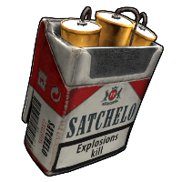 Satchelo Rust Skin