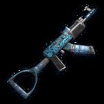 Azul AK47 icon
