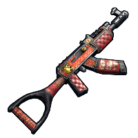 Rust Royal AK47 Skins