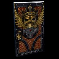 Royal Door Rust Skin