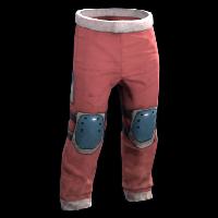 Tough Bunny Pants Rust Skin
