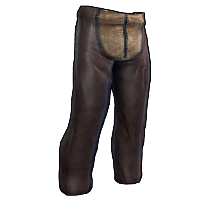 Cowboy Pants Rust Skin