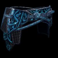 Azul Roadsign Pants Rust Skin