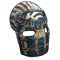 Northwind Mask Rust Skin