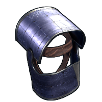 Solar Panel Helmet Rust Skin