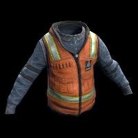 Operator Hoodie Rust Skin