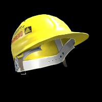 Operator Helmet Rust Skin