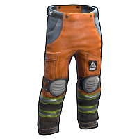 Operator Pants Rust Skin