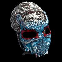 Frostwulf Mask Rust Skin