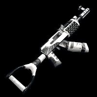 Rust No Mercy AK47 Skins