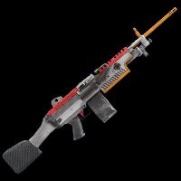 Playmaker M249 Rust Skin