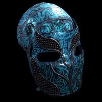 Azul Metal Facemask Rust Skin