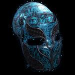 Azul Metal Facemask icon