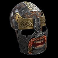 Berserk Facemask Rust Skin