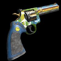 Peacemaker Python Rust Skin