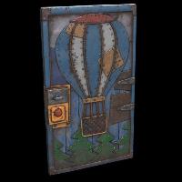 Dreamer's Door Rust Skin