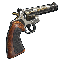 Hollow Point Gifter Rust Skin