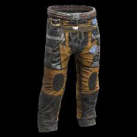 Rust Electrician Pants Skins