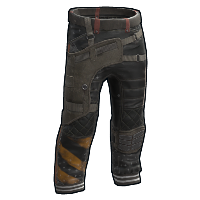 Survivor Pants Rust Skin