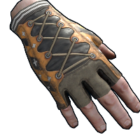 Rust Survivor Gloves Skins
