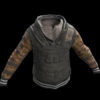 Survivor Jacket Rust Skin