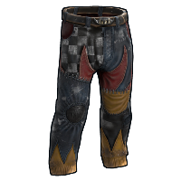 Scrapper Pants Rust Skin