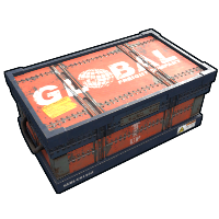 Rust Freight Crate Skins