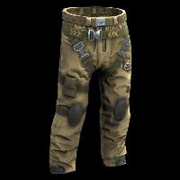 Airman Pants Rust Skin