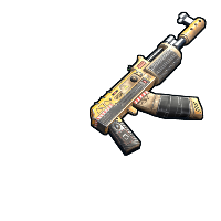 Rust BullDozer AK47 Skins