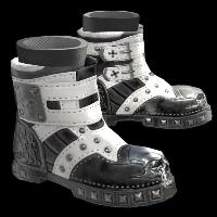 Glory Boots Rust Skin