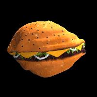 Rust Big Burger Skins