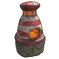 Personal Lighthouse Rust Skin