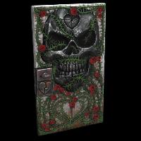 Dead Valentine Door Rust Skin