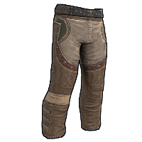 Burlap Bandit Pants