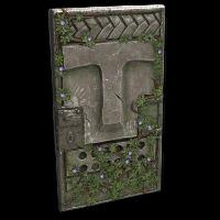 Ancient Totem Door