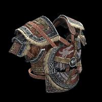 Viking Armor Vest Rust Skin