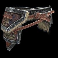 Viking Armor Pants Rust Skin