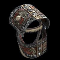 Viking Helmet Rust Skin