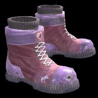 Brony Boots Rust Skin