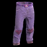 Brony Pants Rust Skin