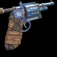 Sailor's Revolver Rust Skin